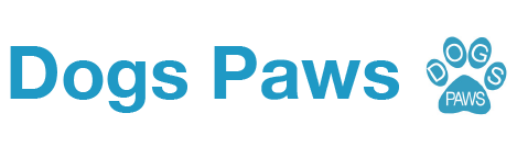 Dogs Paws Logo